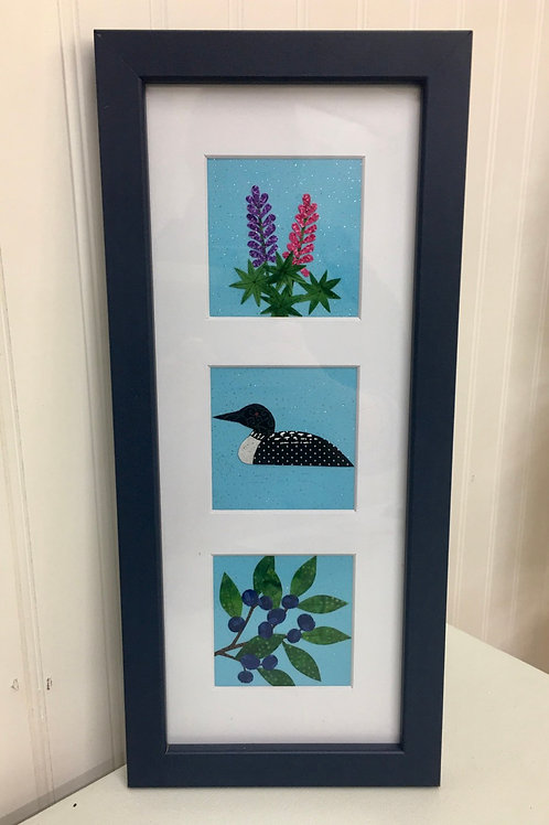 Maine-Lupine-Loon-Blueberry