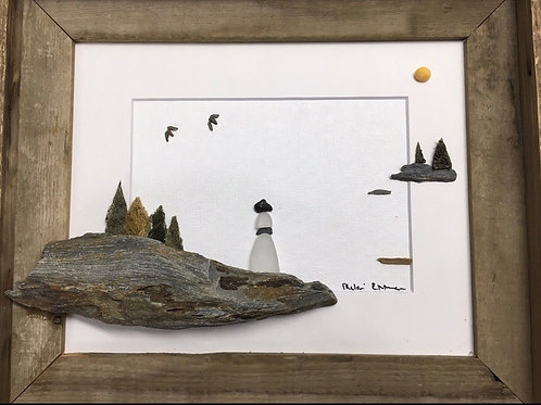 Maine Light House Made to Order