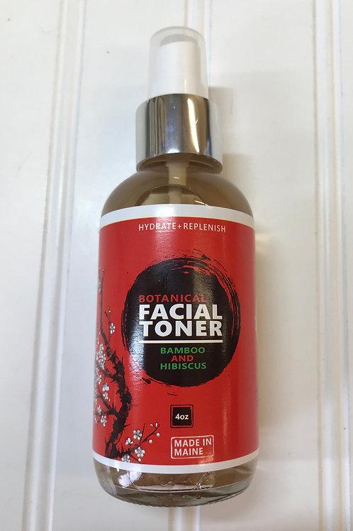 Botanical Facial Toner