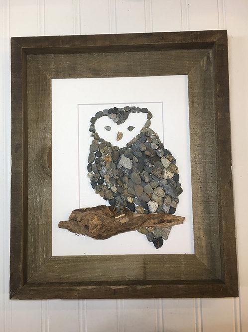 Owl Barn Wood 8x10