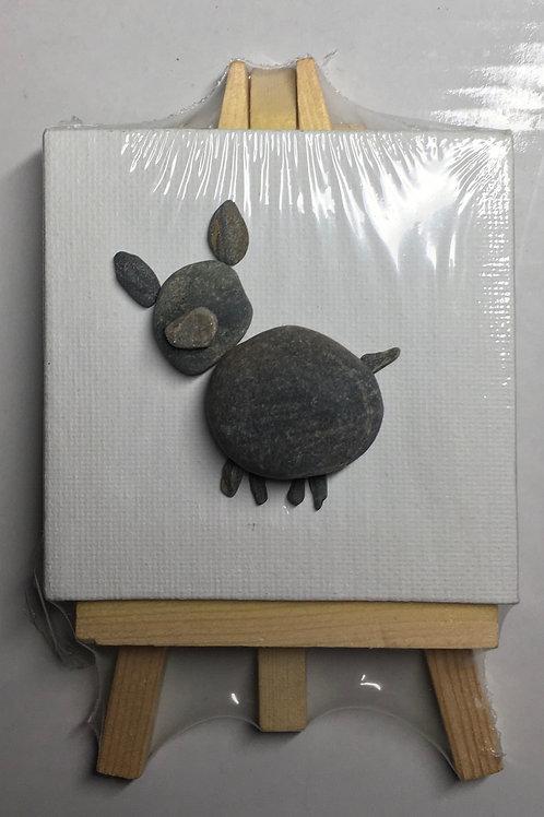 DIY Pig Maine Ocean Art Kit