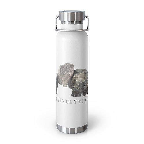 Mainely Tidal Elephant 22oz Vacuum Insulated Bottle