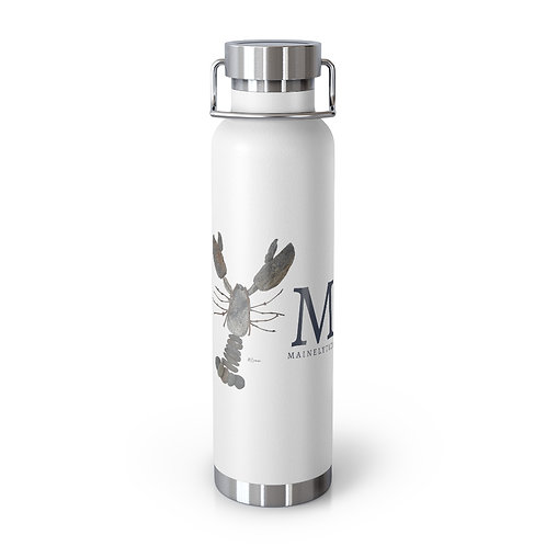 Home Rock Lobster 22oz Vacuum Insulated Bottle