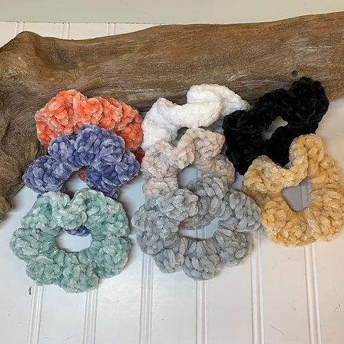 Velvet Scrunchies 2 pack