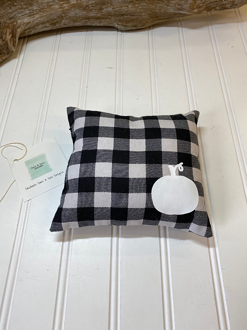 Small Fabric Pillow