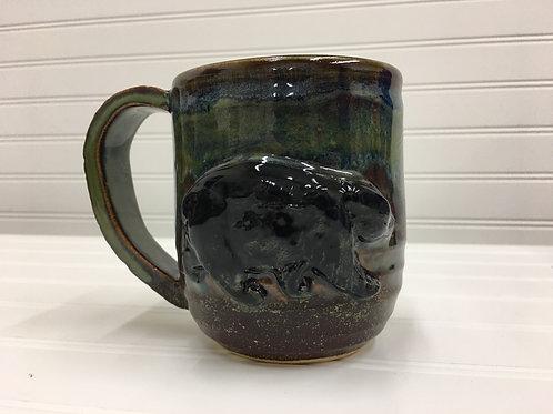 Black Bear Maine Mug