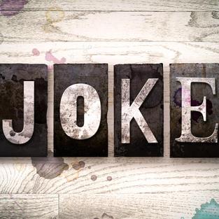 tell a joke today!