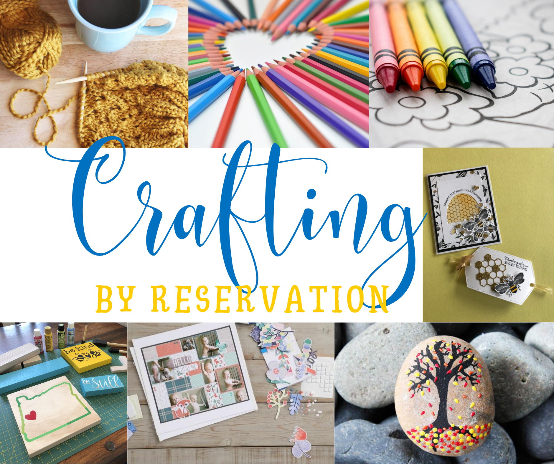 Craftingbyreservation