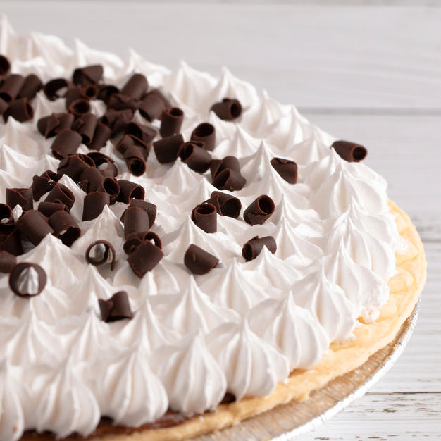 make an ice cream pie today!