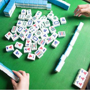 play a game of mahjong!