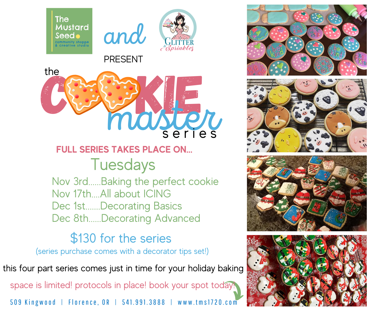 Cookie Master Series