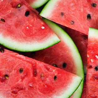 watermelon makes the best summer treat!