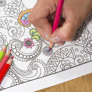 what a great day to color!