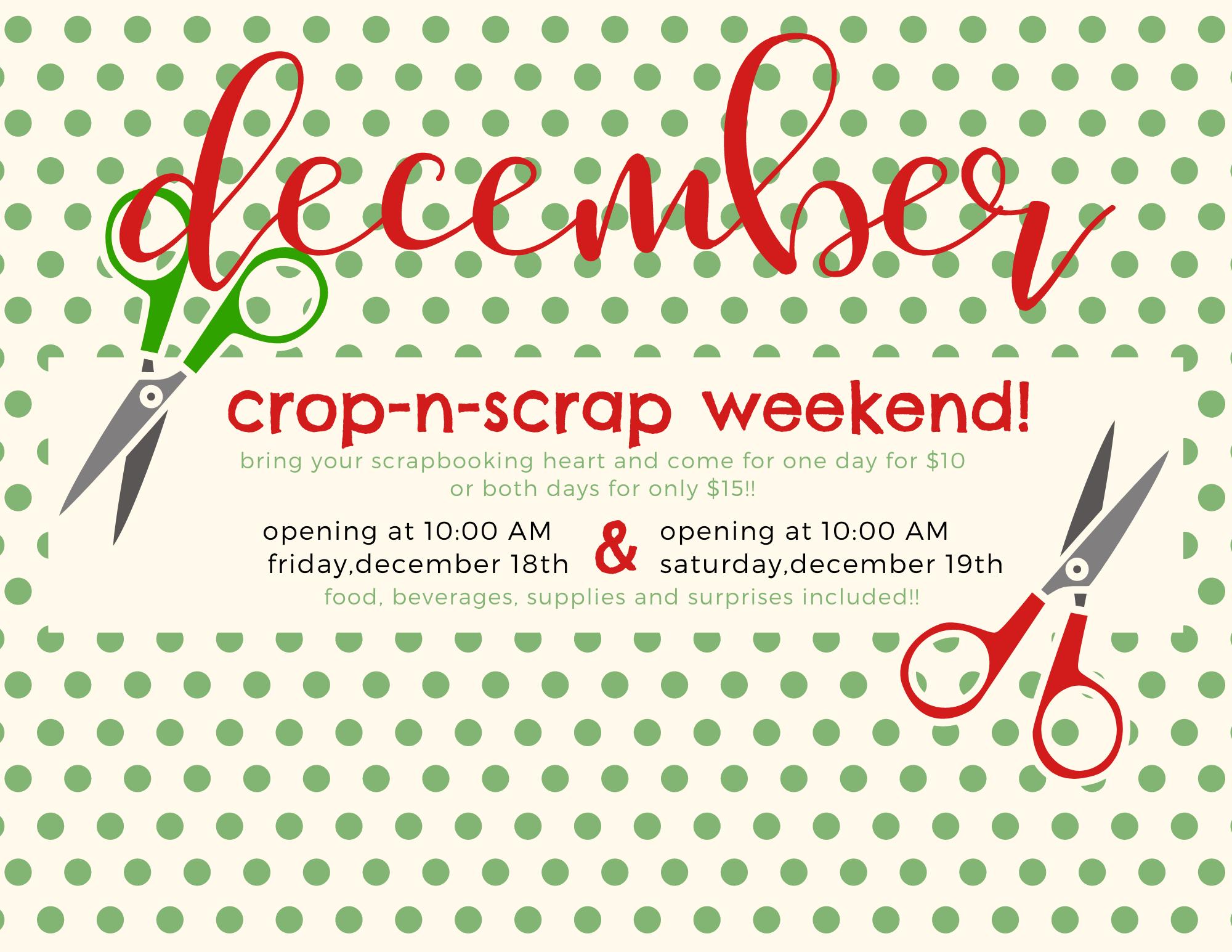 december crop-n-scrap fb