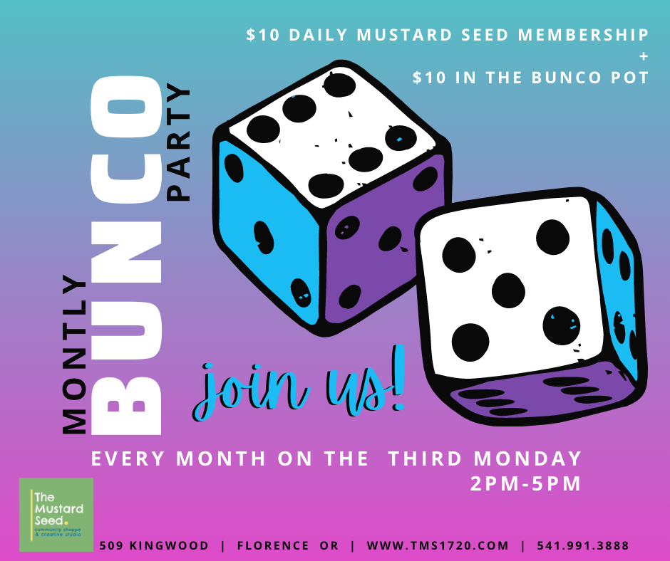 Bunco and Friends!