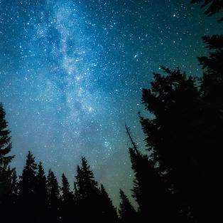 sleep under the stars tonight!