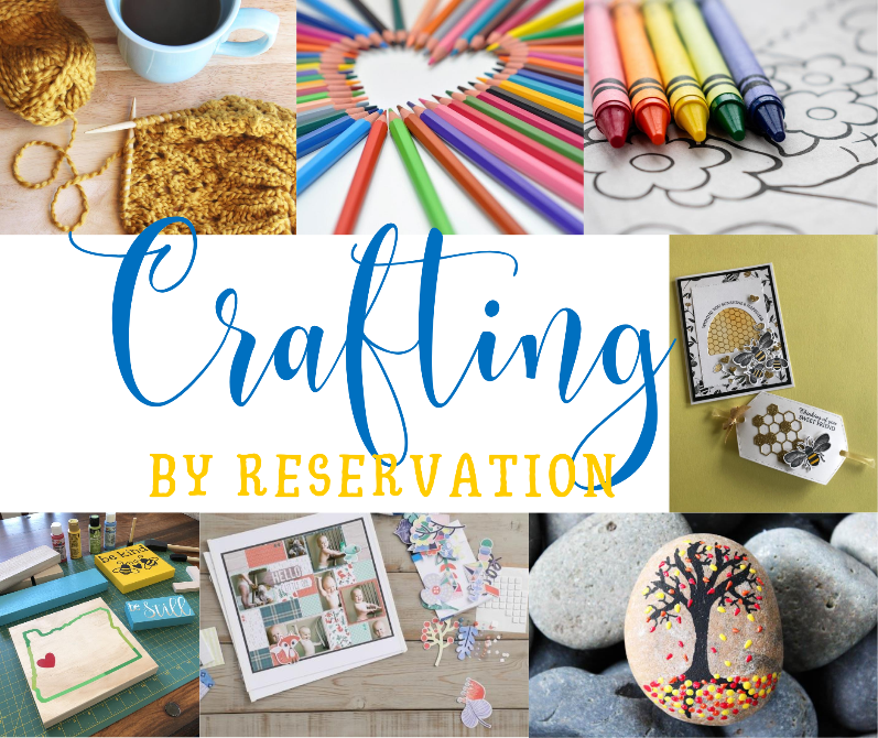 July drop-in crafting