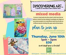 Lynn's discovering art series-mixed medi