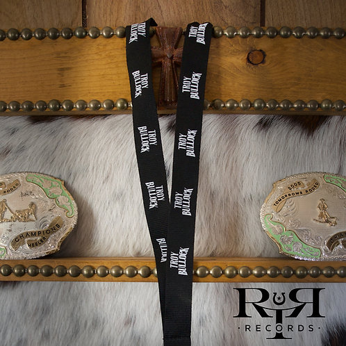 Troy Bullock 'Hang In There' Lanyard