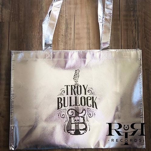 Troy Bullock Metallic Gloss Designer Tote