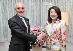 The Japan Times 2016年掲載写真
