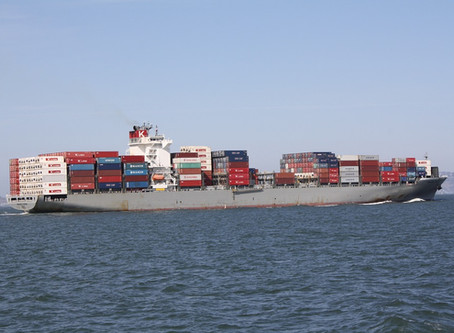 Перевозка грузов из США морем