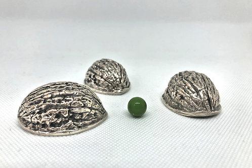 The Breath Taker Shells 46 mm 935 silver