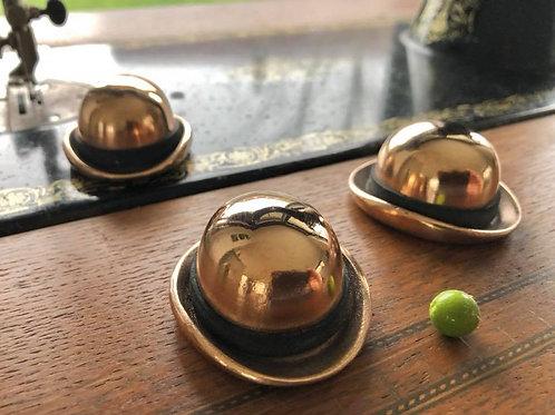 Derby style Shells bronze