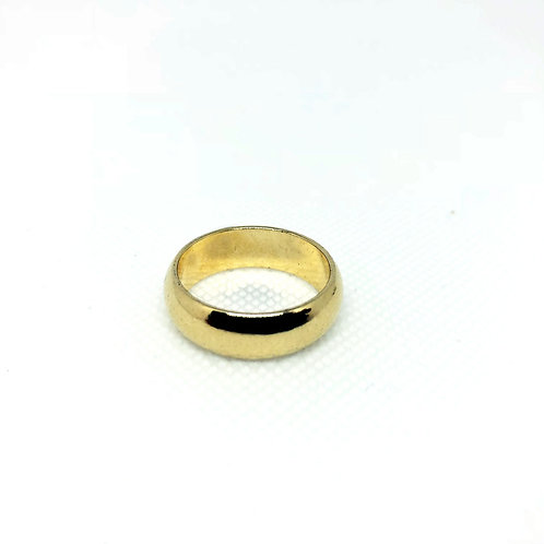 18 mm gold PK Ring for the Game Changer Peas