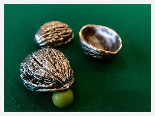 The Katharina Shells solid 935 silver