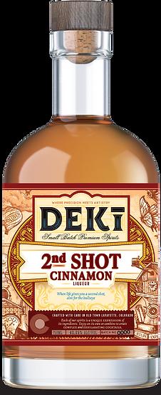 2nd Shot Cinnamon Liqueur Bottle.png