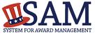 SAM System Award Management Logo Image