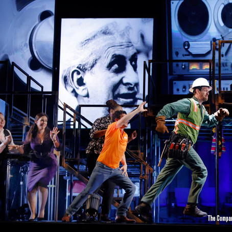 Dallas Theater Center Honors Essential Workers With Point Source Audio