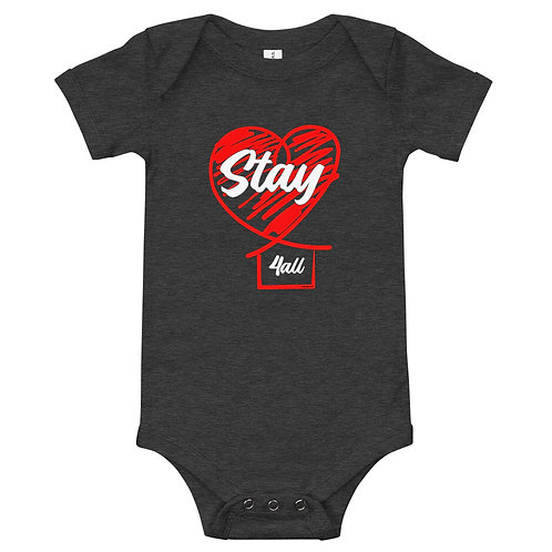 Stay 4all - COVID-19 - Onesie