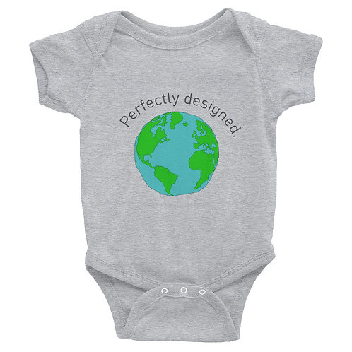 Perfectly designed. - Infant Bodysuit