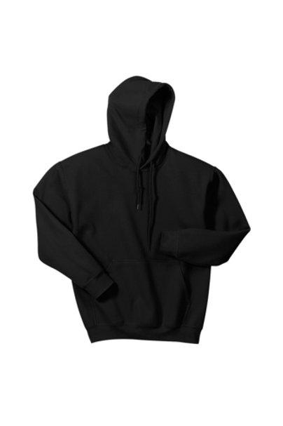 12 Hooded Sweatshirt - With custom logo - Unit price $22.10