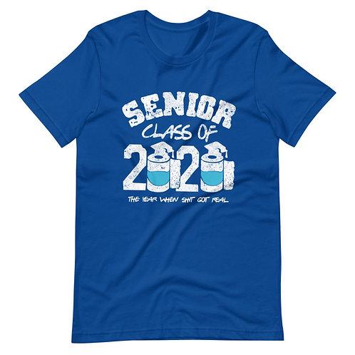 Senior class of 2020 - Short-Sleeve Unisex T-Shirt