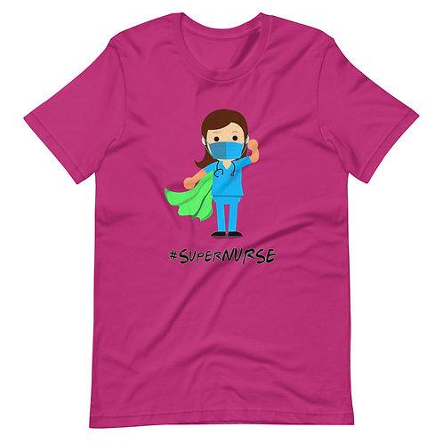 #PerfectNURSE. - Short-Sleeve Unisex T-Shirt