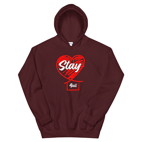 Stay 4all - COVID-19 - Unisex Hoodie