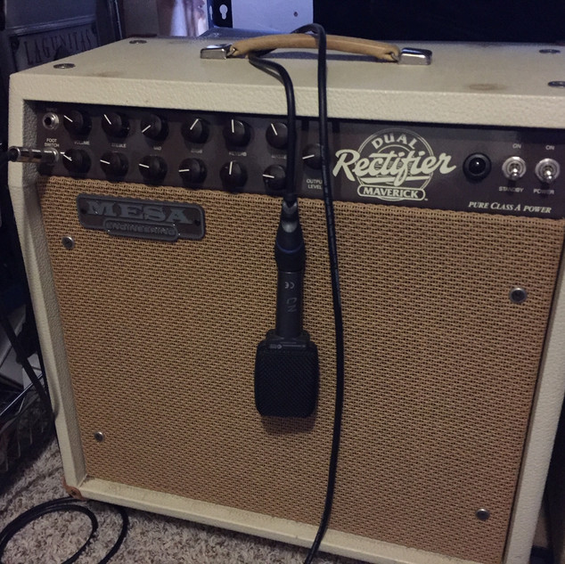 Mesa Maverick Amp