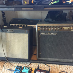 Fender Blues Jr. (1st edition) Mesa Boog