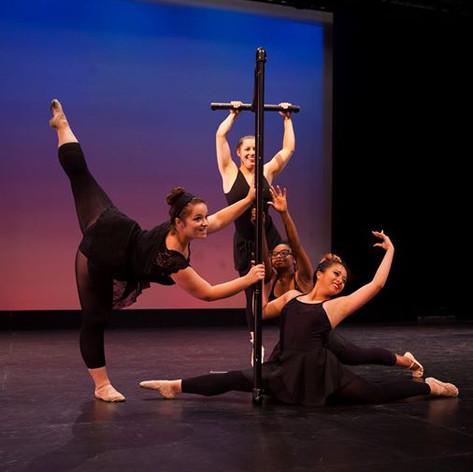 """Intermediate Ballet Class - """"Raising the Barre"""""""
