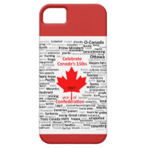 Canada150 phone cover