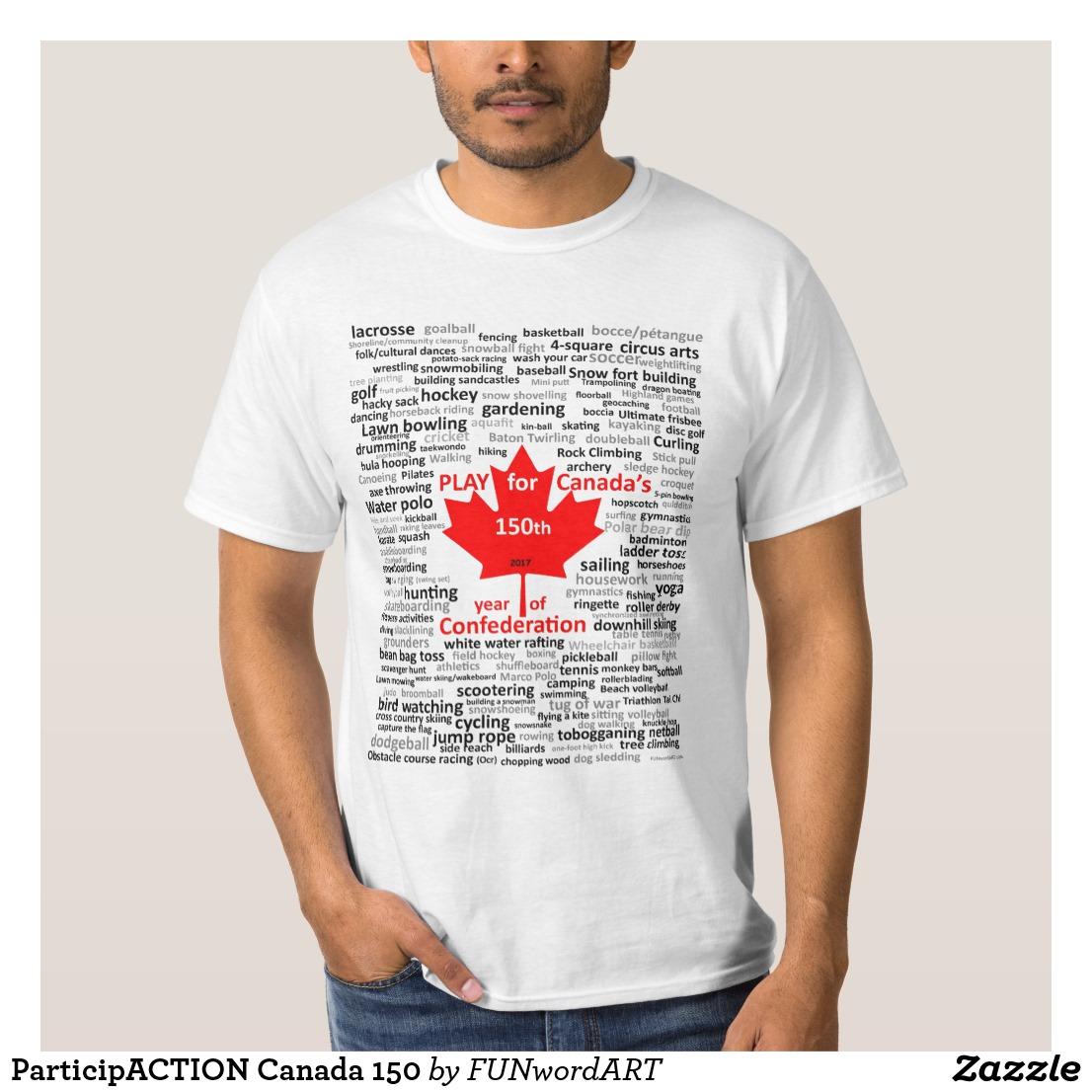 Canada Play List Men's T-shirt