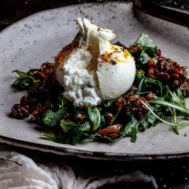 Burlock Coast Burrata Salad