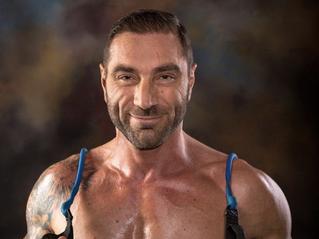 Celebrity Trainer: Simone Cavalletti