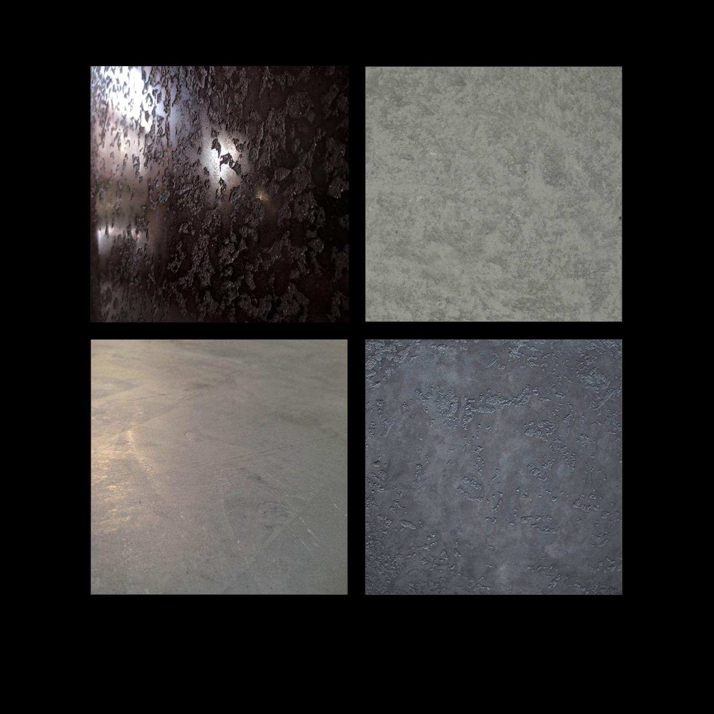 Échantillons en Marmorino