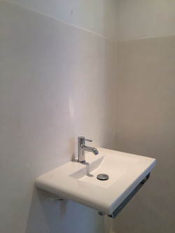 Tadelakt / Salle de bain