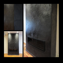 Foyer / Marmorino