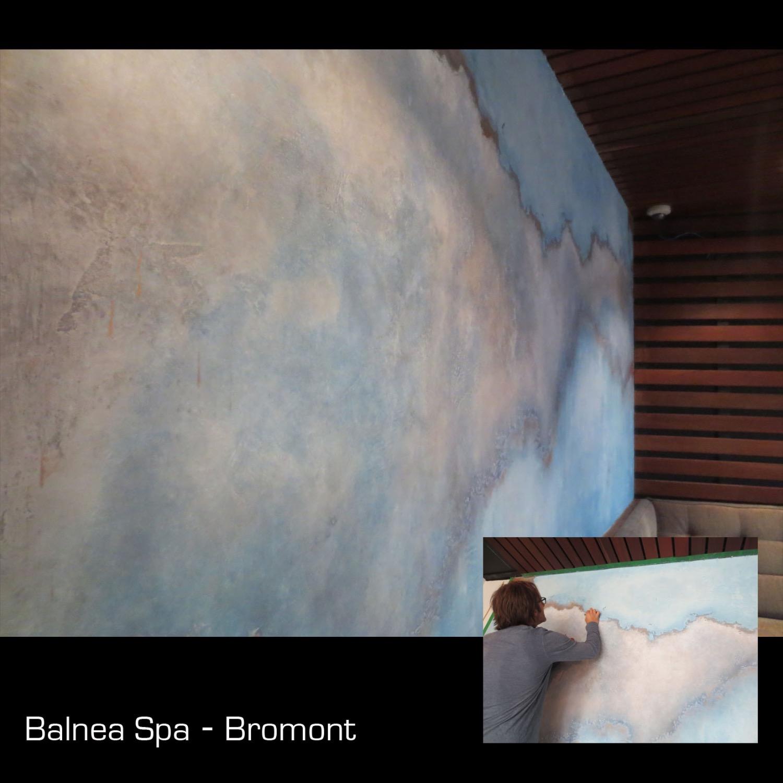 Balnea spa / Murales